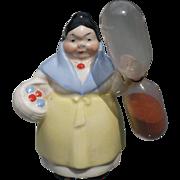 Porcelain Lady Timer