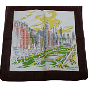 Chicago Handkerchief Michigan Ave