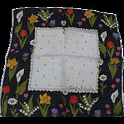 Carolyn Schnurer Handkerchief