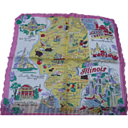 Illinois Handkerchief