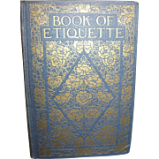 Etiquette Book Volume 2 Eichler