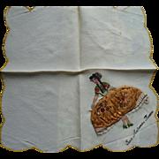 San Antonio Souvenir Handkerchief
