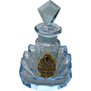 Czech Perfume Bottle