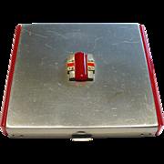Volupte Bakelite Metal Compact