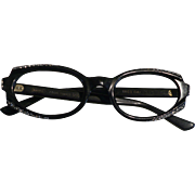 Catseye Rhinestone Glass Frames France