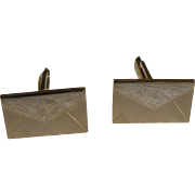 Envelope Letter Cufflinks
