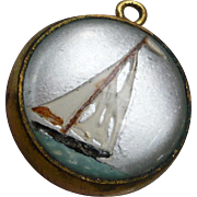 Boat  Bubble Charm