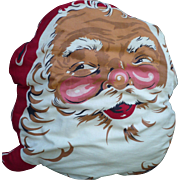 Santa Stuffed Pillow