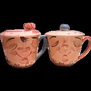 Pair Coffee Mugs