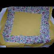 Simtex Floral Tablecloth