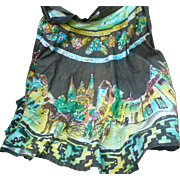 Souvenir Mexican Skirt