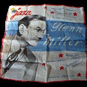 Glenn Miller Handkerchief