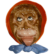 Monkey Face Dish