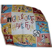 Girl Scout Handkerchief