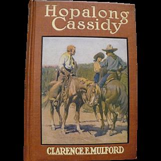 Hopalong Cassidy Book 1910