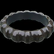 Bakelite Bumpy Bracelet
