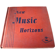 Music Horizons Textbook 1944