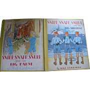 Snipp Snapp Snurr Books Maj Lindman