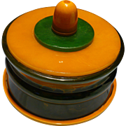 Bakelite Lidded Box