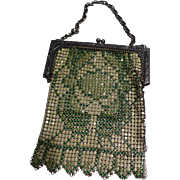 Whiting Davis Mesh Purse
