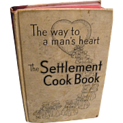 Settlement Cookbook 1945