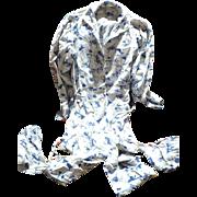 Flannel Ski Pajamas