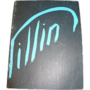 1966 Pillin Pottery Booklet