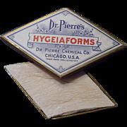 Hygeiaforms Feminine Hygiene Pad