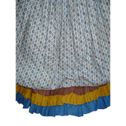 Calico Ruffle Skirt