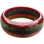 Bakelite Layer Bracelet