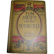 Tom Swift Motorcycle Book