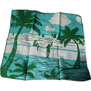 Tropical Handkerchief