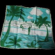 Tropical Handkerchief