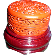 Chinese Lacquerware Box