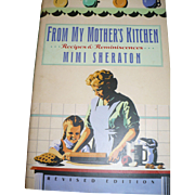 Cookbook My Mothers Kitchen Mimi Sheraton 1991