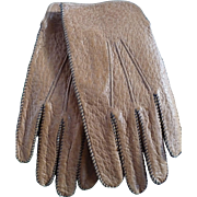 Men's Faultless Pigskin Gloves