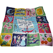 Carl Tait Florida Handkerchief