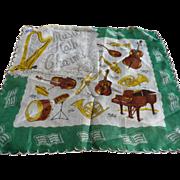 Music Handkerchief