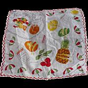 Keep Cool Handkerchief