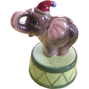 Circus Elephant Salt & Pepper