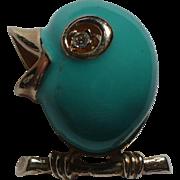 Panetta Bird Pin
