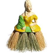Lady Clothes Brush