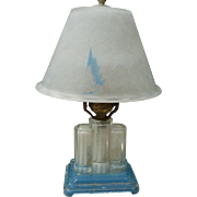 Deco Glass Lamp