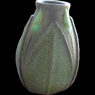 Arts Clay Grueby Design Vase