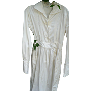 Vintage Servant Nurse Dress