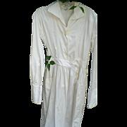 Vintage Servant Nurse Dress