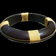 Bakelite Life Preserver Bracelet