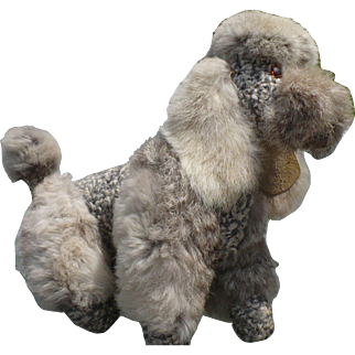 Stuffed Poodle Toy
