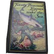 Twenty Thousand Leagues Under the Sea Book
