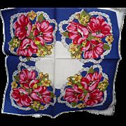 Tulip Handkerchief